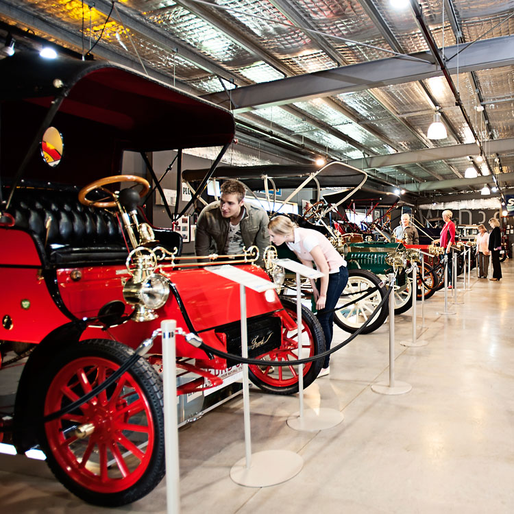 Ransley Veteran Car Collection