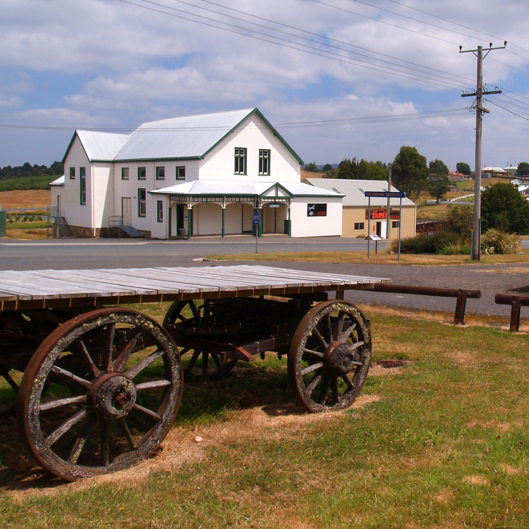 Waratah Historic Buildings
